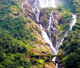 Dudhsagar Waterfalls