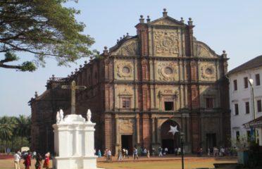 Bom Jesus Basilica
