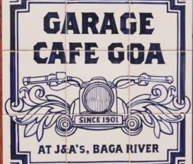 Royal Enfield Garage Cafe